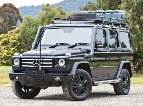 Подвеска OME для Mercedes G-Wagon